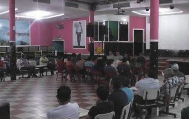 (Video) Autoridades socializaron nuevo acuerdo ministerial con dueños de bares y discotecas de Catamayo