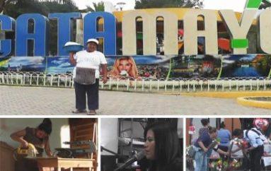 (Video) Perseverante, trabajadora y decidida; así es la mujer catamayense
