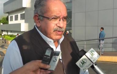 (Video) Rector de la UNL se refiere a la situación de la Institución Educativa.