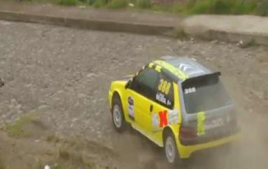 (Video) Campeonato Provincial de Rally iniciará en Saraguro.