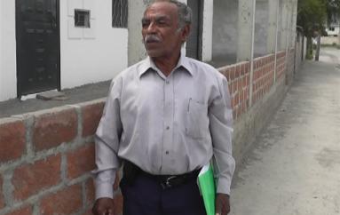 (Video) Inconvenientes en los pagos de las pensiones patronales a ex-trabajadores de Predesur.
