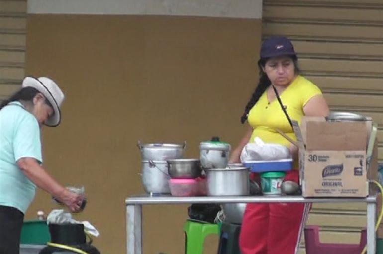 (Video) Asociación de vendedores ambulantes espera tener el apoyo de autoridades.