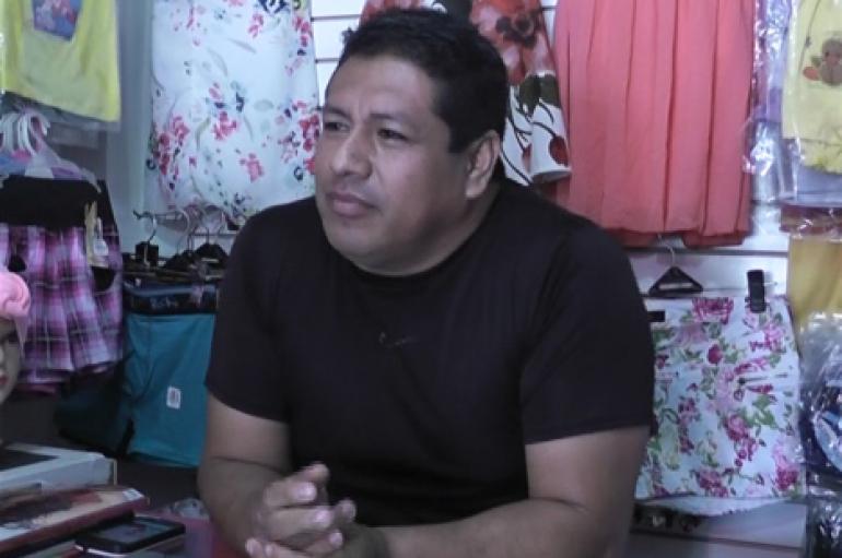 (Video) Freddy Solano fue designado como Presidente del Sector la Florida.