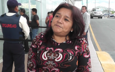 """(Video) Patricia Acaro """"Trabajamos en fortalecer el movimiento Alianza País"""""""