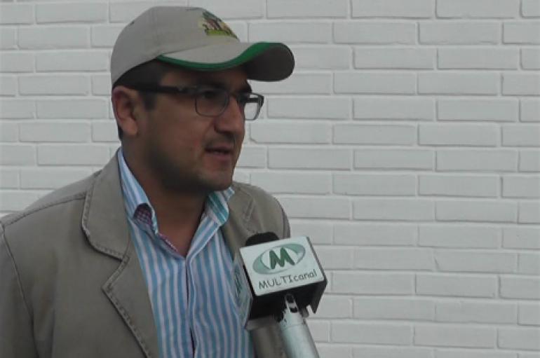 (Video) Alcalde de Macará no descarta una posible relección.