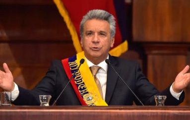 Lenín Moreno participará en Cumbre de las Américas en Perú