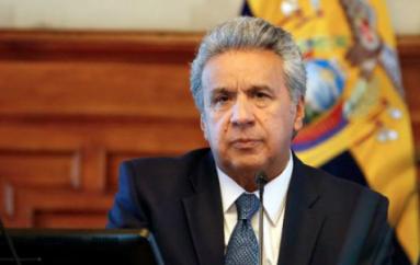 Cuatro ejes y 14 medidas abarca el plan económico de Lenín Moreno