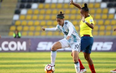 Venezuela goleó 8-0 a Bolivia y Argentina 6-3 Ecuador en la Copa América Femenina 2018