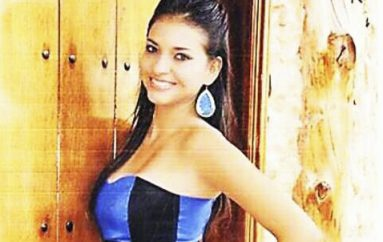 (Video) Guadalupe del Cisne Cañar, candidata a reina de Catamayo 2018