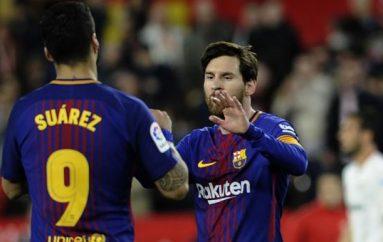 Messi obra otro milagro y mantiene invicto de FC Barcelona