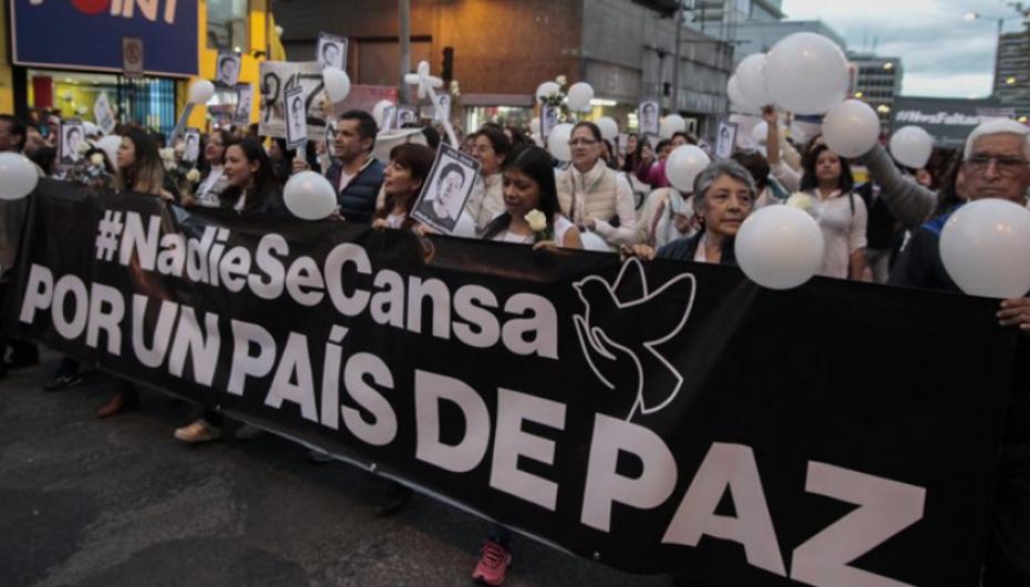 Un mes del secuestro de periodistas ecuatorianos asesinados y sin información de sus cuerpos