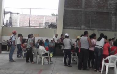 (Video) Descontento en comerciantes del centro de acopio minorista por acto indisciplinario no sancionado