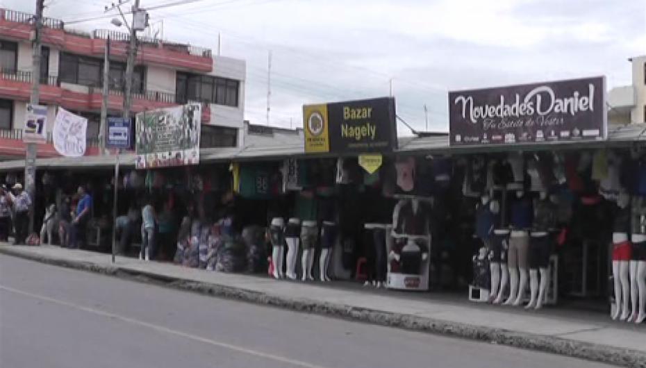 (Video) Las ventas en comercios de Catamayo se han reducido considerablemente.