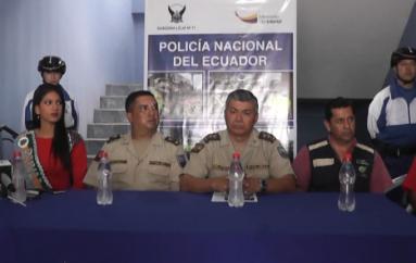 """(Video) Ciclo paseo """"Juntos por la Convivencia y Seguridad Ciudadana"""" se realizará en Catamayo"""