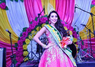 María Daniela Aguilar Correa; es la nueva Reina deCatamayo