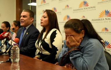 José Serrano alista denuncia contra jueces y fiscales
