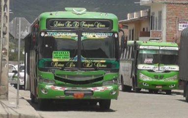 (Video) Nuevos cupos se implementaron en la Compañía de Transporte URBACAT.