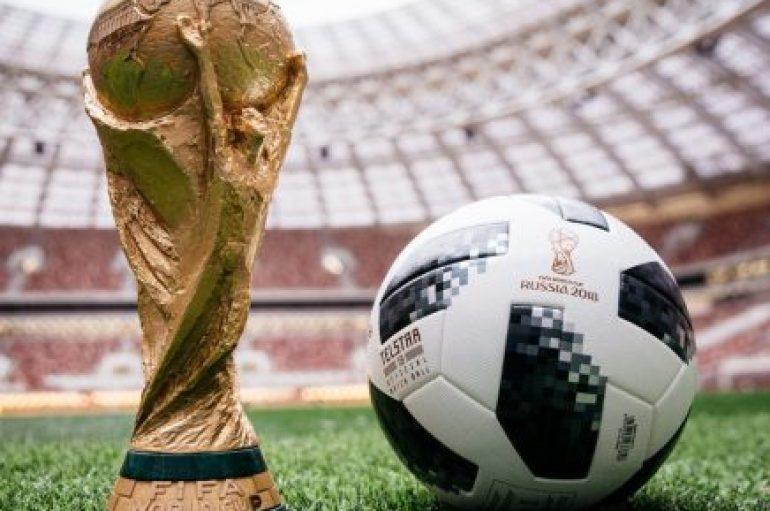 (Video) A un mes de la Copa Mundial de Fútbol Rusia 2018