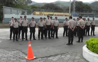 (Video) Control integrado de Catamayo funcionará en el antiguo peaje de la vía Loja-Catamayo.