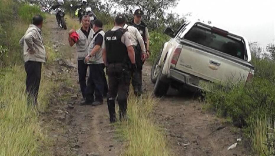 (Video) Lluvias han generado varios inconvenientes a los conductores.