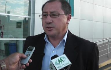 (Video) Patricio Valdivieso no descarta una posible alianza con el Partido Social Cristiano.