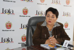 Loja tiene a su primera alcaldesa, tras revocatoria de José Bolívar Castillo