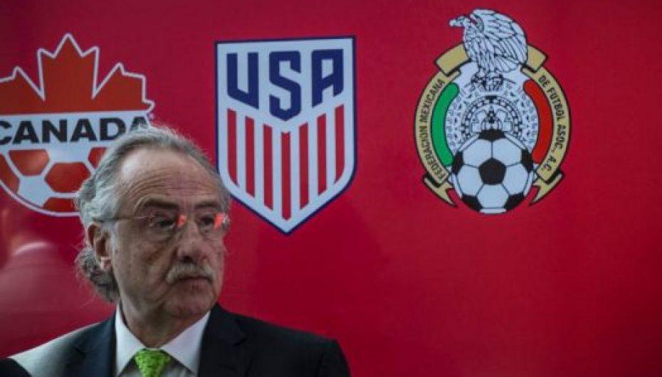 Mundial de fútbol 2026 será en Estados Unidos, México y Canadá