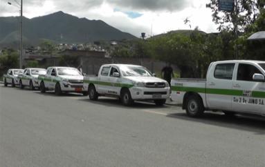 (Video) Dirigente de cooperativa de transporte mixto propone instalación de cámaras en camionetas