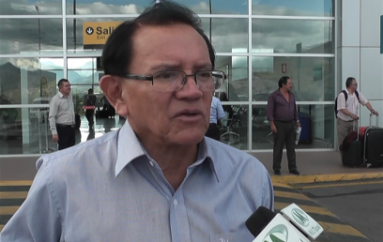"""(Video) Raúl Auquilla: """"Está decidido que no postularé a la prefectura de Loja"""""""