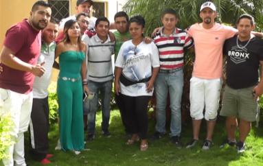 (Video) Integrantes de narcóticos anónimos de Catamayo promovieron acto para orientar a familias
