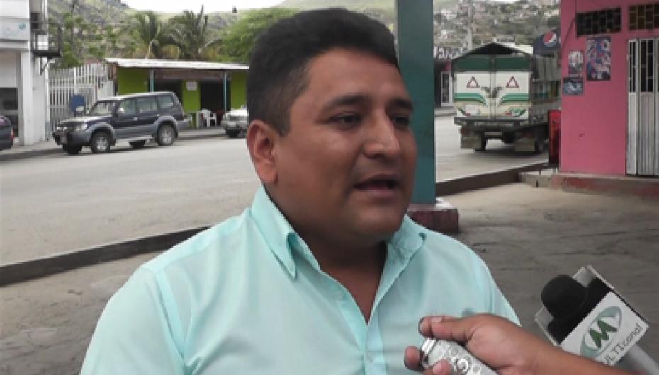 """(Video) Felipe Figueroa: """"Los reclamos de comerciantes y agricultores en San José, son justos"""""""