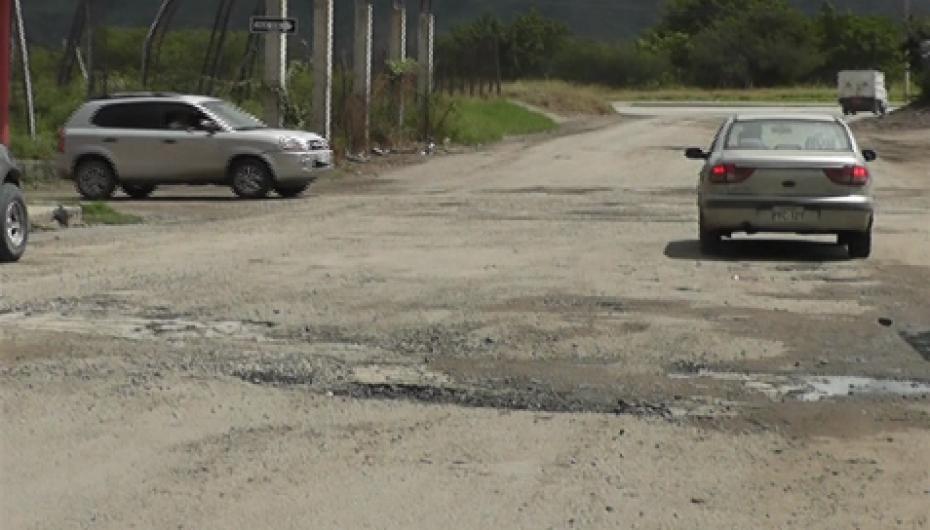 (Video) Presidente del Sector El Porvenir espera que el Municipio realice las mejoras a las vías del lugar.