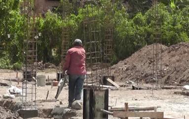 (Video) Iniciaron los trabajos de construcción de la casa comunal en el sector 15 de Noviembre.