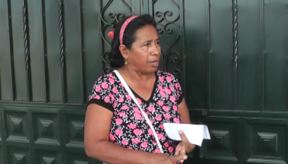 (Video) Ciudadana denuncia que no le quisieron atender en el Centro de salud tipo C de Catamayo
