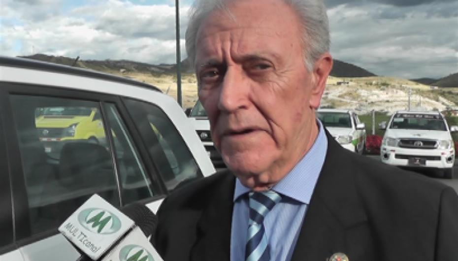 (Video) Presidente de TAME dice que fue necesario cambiar de gobierno para que la empresa no quiebre