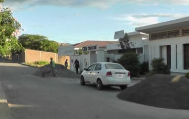 (Video) Iniciaron trabajos de reparación del Centro Infantil del Buen Vivir de la Parroquia San José