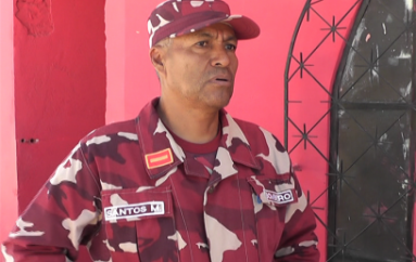 """Máximo Santos: """"Si el Cuerpo de Bomberos administra sus recursos, quien gana es Catamayo"""""""