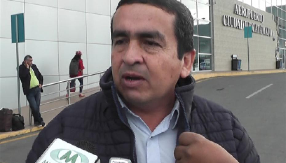 """Elio Peña: """"Él (Rafael Correa) fue el gerente de atropellos cometidos en sus diez años de gobierno"""