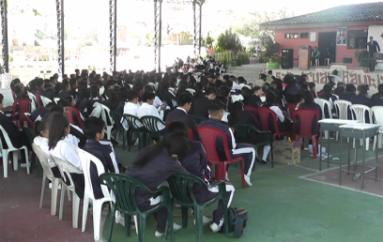 Unidad educativa San Juan Bautista celebró sus fiestas patronales