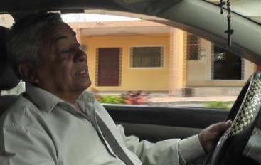 Enrique Santos; Personaje de mi tierra