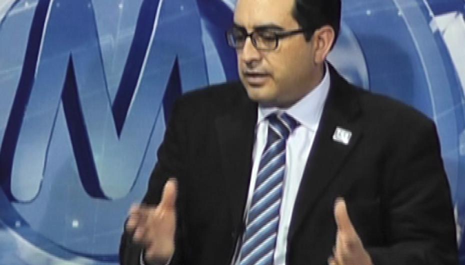 Entrevista exclusiva en Multicanal al Dr. Paúl Pérez, Fiscal general del estado