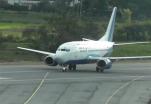 (Video) Aeroregional realizó su primer vuelo oficial de Catamayo a Quito.
