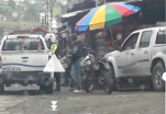"""(Video) Policía Nacional detuvo a una de las involucradas en el caso """"Inversiones Catamayo"""""""