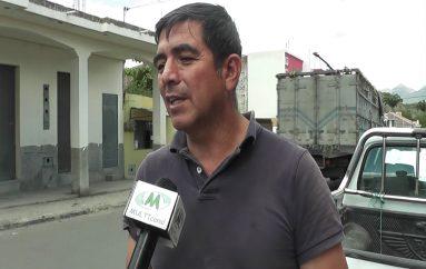 Dirigente de transportistas no descarta renunciar tras desacuerdos con directiva nacional
