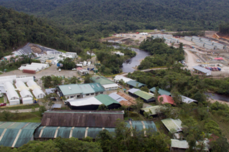 Culpan a empresa minera Ludin Gold por deterioro de puente en Zamora Chinchipe