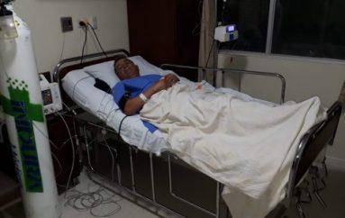 Familiares de catamayense internado en clínica de Loja piden ayuda solidaria