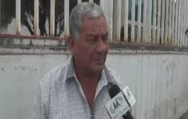 (Video) Aún se encuentran paralizados los trabajos del proyecto de agua potable en Lotización Eliseo Arias Carrión.