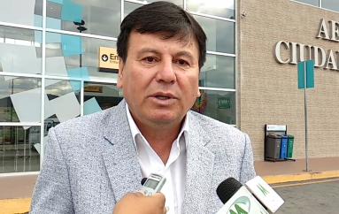 """Absalón Campoverde: """"No votaré por reformas para eliminar techo a endeudamiento del estado"""""""