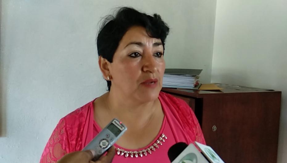 """Susana Elizalde: """"Asumo con mucha responsabilidad mi cargo de directora de educación"""""""