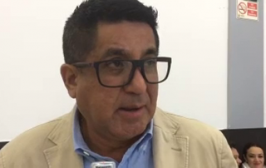 (Video) Freddy Aponte participó del evento denominado 'perseguidos políticos nunca más'.